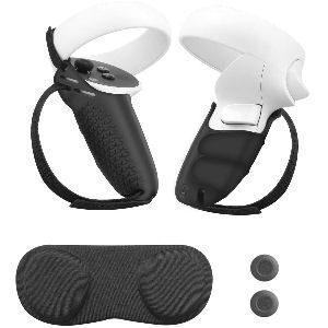 Cubiertas para el controlador Oculus Quest 2 para proteger el mango y los nudillos