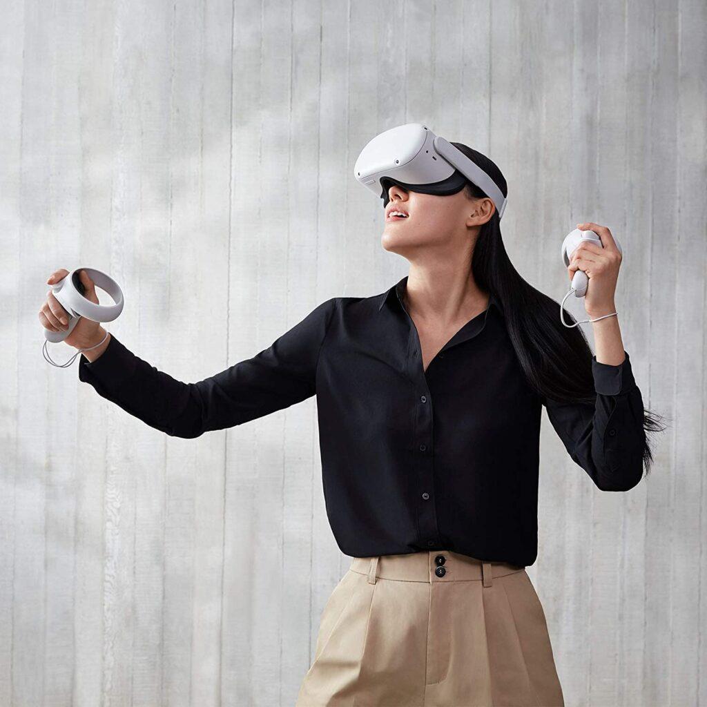 Gafas de realidad virtual oculus oferta